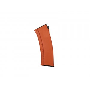 Magazine, AK74, 500rd, orange color, 6pcs/set