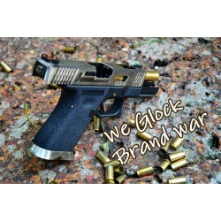 WE Glock 19 custom WE-tech