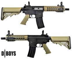 "M4 KMR 8"" Dboys"
