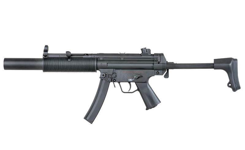 MP5 SD6 cyma
